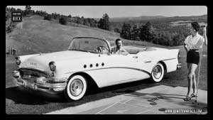 1955 Buick Wallpaper 01