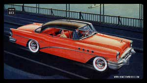 1955 Buick Wallpaper 02