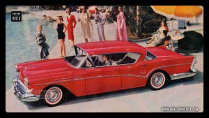 1957 Buick Wallpaper 02