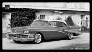 1958 Buick Wallpaper 01
