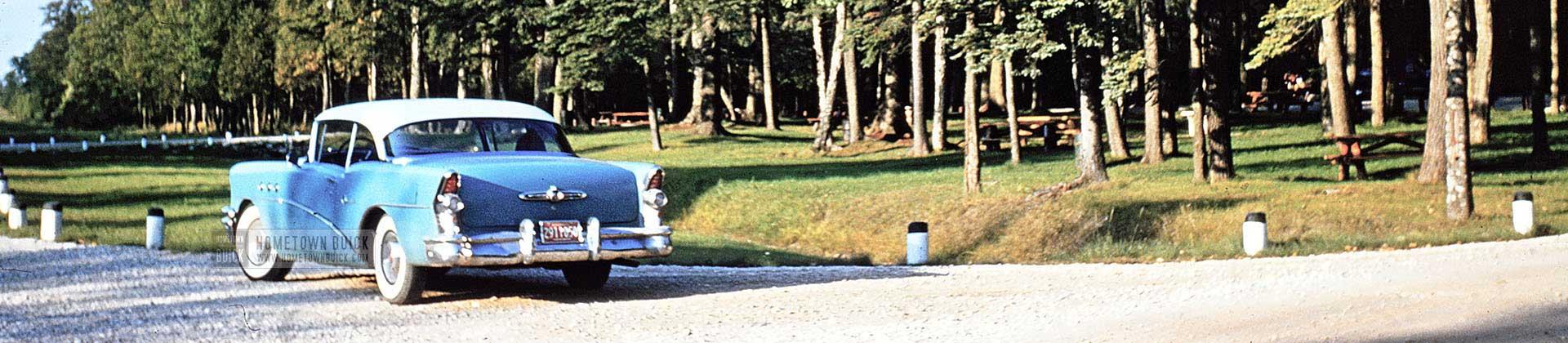 Buick Models Banner