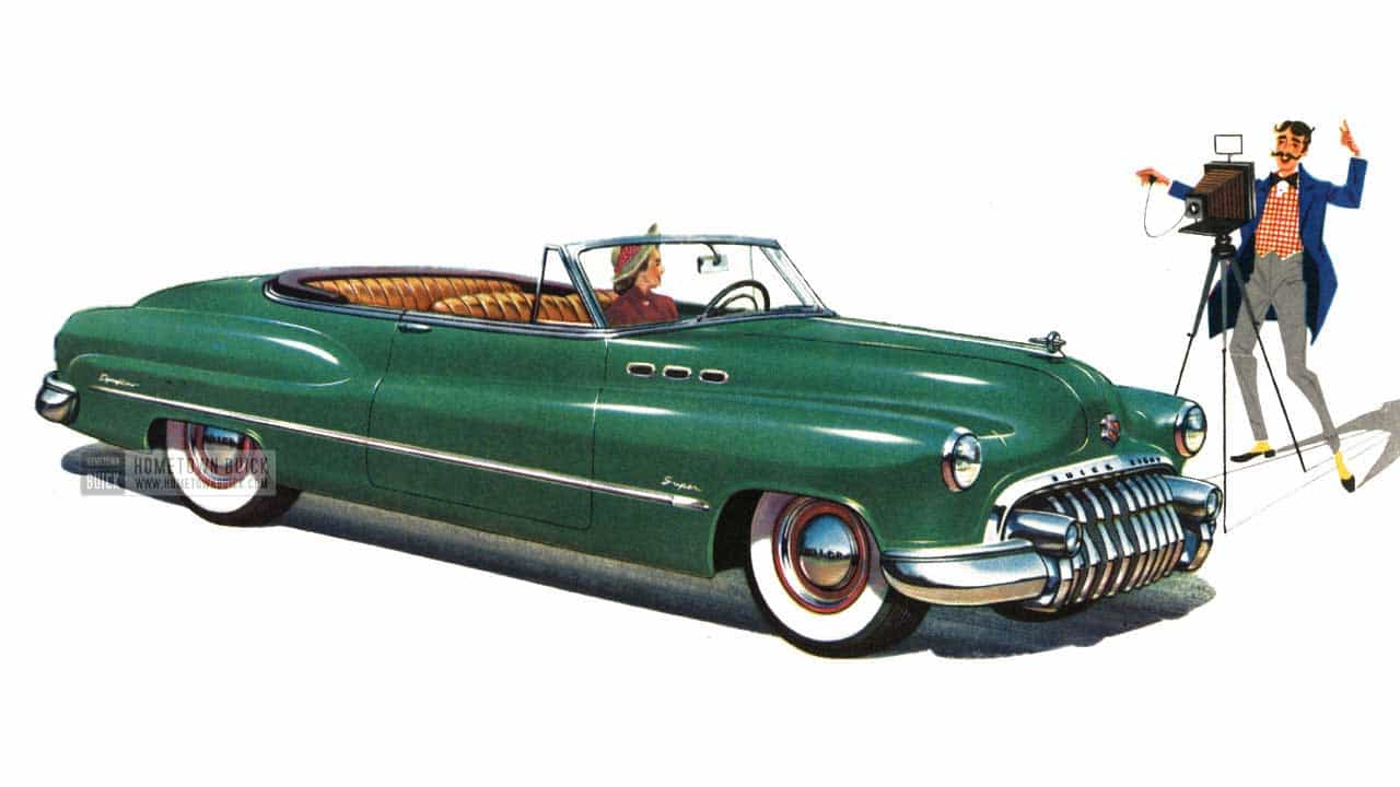1950 Buick Research