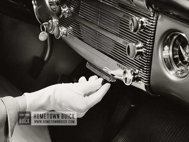 1951 Buick Options (Optional Equipment)