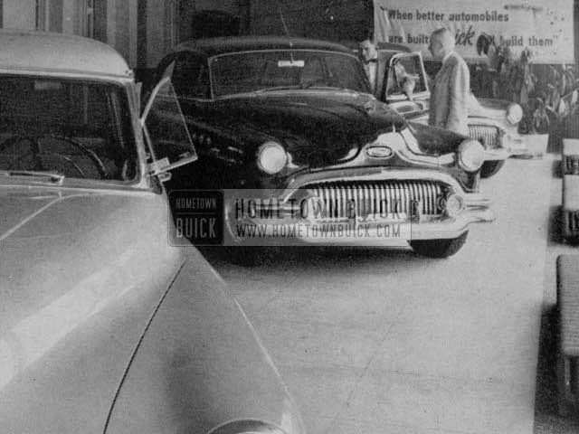 1951 Buick Production