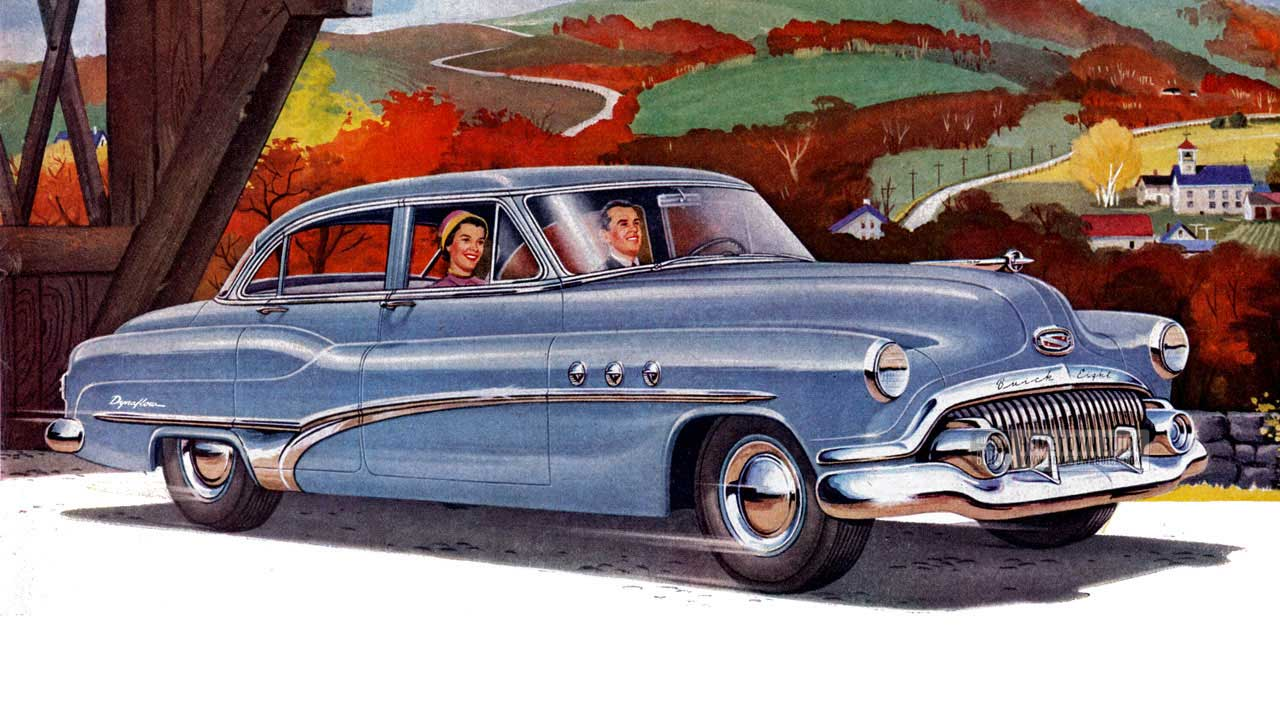 1951 Buick Research