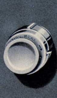 1951 Buick Selectronic Radio Tune Control