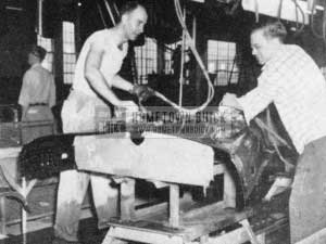 1952 Buick Production