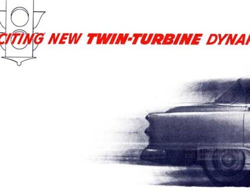 1953 Buick Dynaflow Transmission