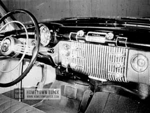 1953 Buick Equipment