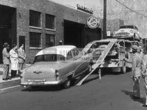 1953 Buick Production