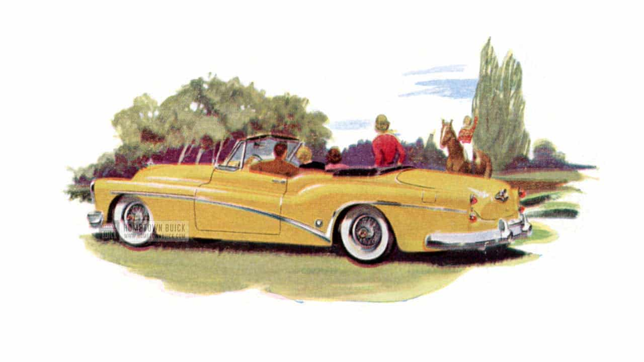 1953 Buick Research
