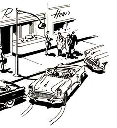 1954 Buick Power Steering Illustration 01