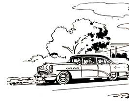 1954 Buick Power Steering Illustration 04