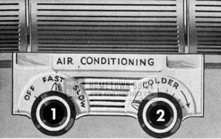 1955 Buick Air Conditioner