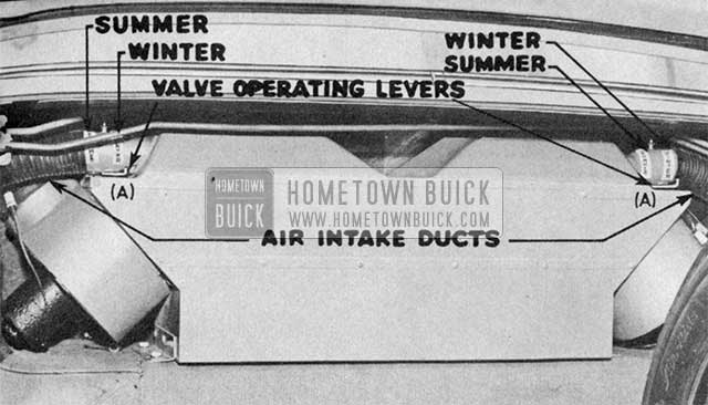 1955 Buick Air Conditioner Trunk Unit