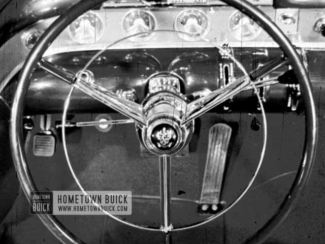 1955 Buick Options (Optional Equipment)