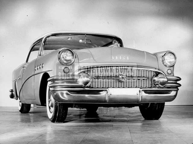 1955 Buick Production