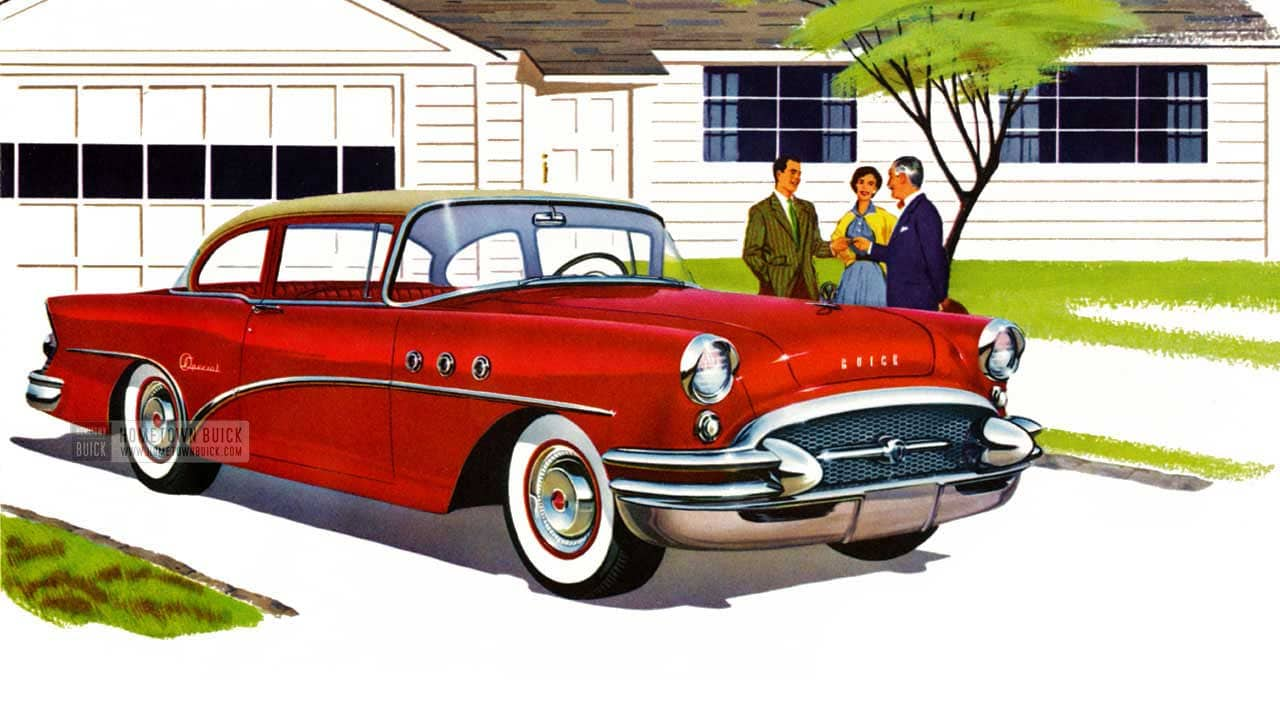 1955 Buick Research
