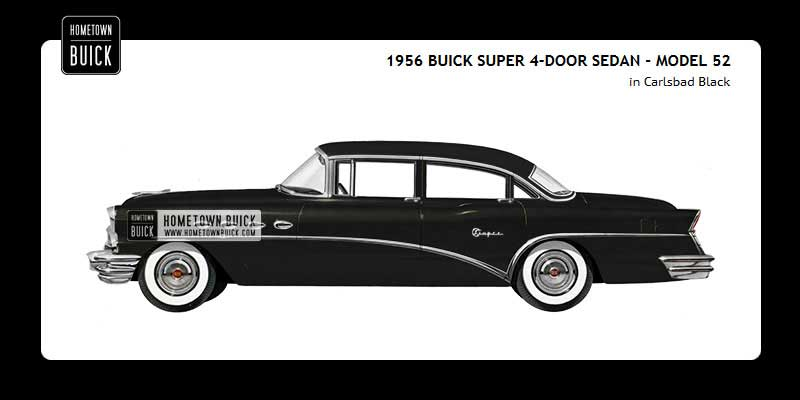 1956 Buick Coloring Tool