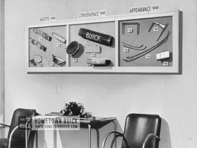 1956 Buick Options (Optional Equipment)