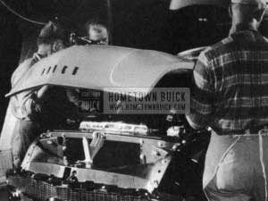 1956 Buick Production