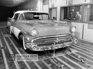 1957 Buick Specifications