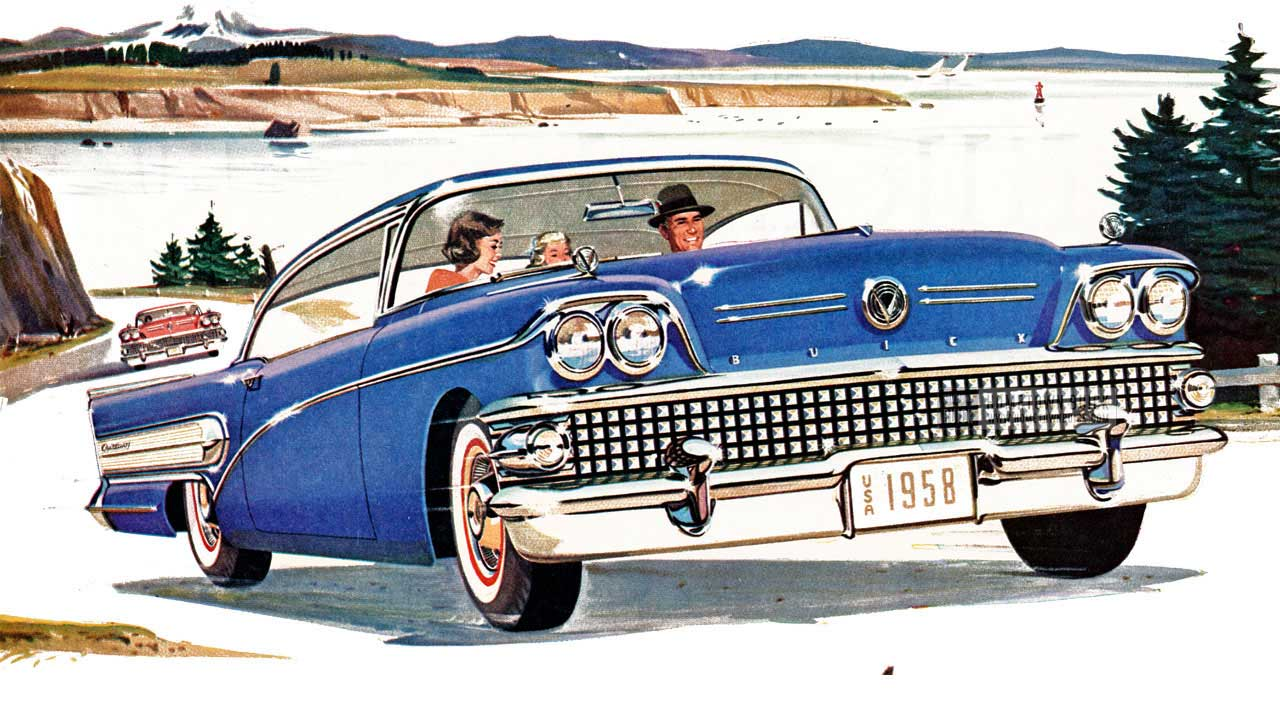 1958 Buick Research