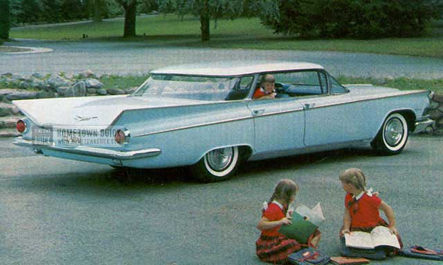 1959 Buick Production Hometown Buick