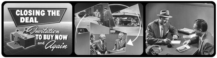 1952 Buick DVD - Closing the Deal