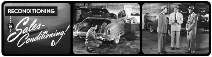 1953 Buick DVD - Reconditioning is Sales-Conditioning