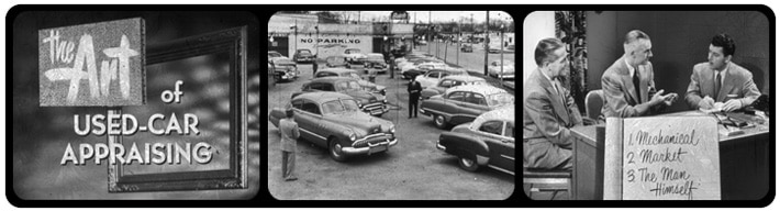 1953 Buick DVD - The Art of Used-Car Appraising