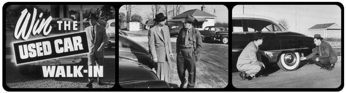 1953 Buick DVD - Win the Used Car Walk-In