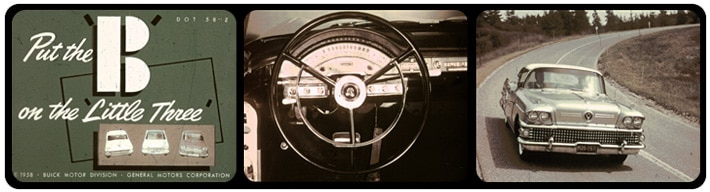 1958 Buick DVD - Put the B in the Little Three