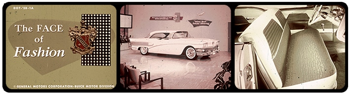 1958 Buick DVD - The Face of Fashion