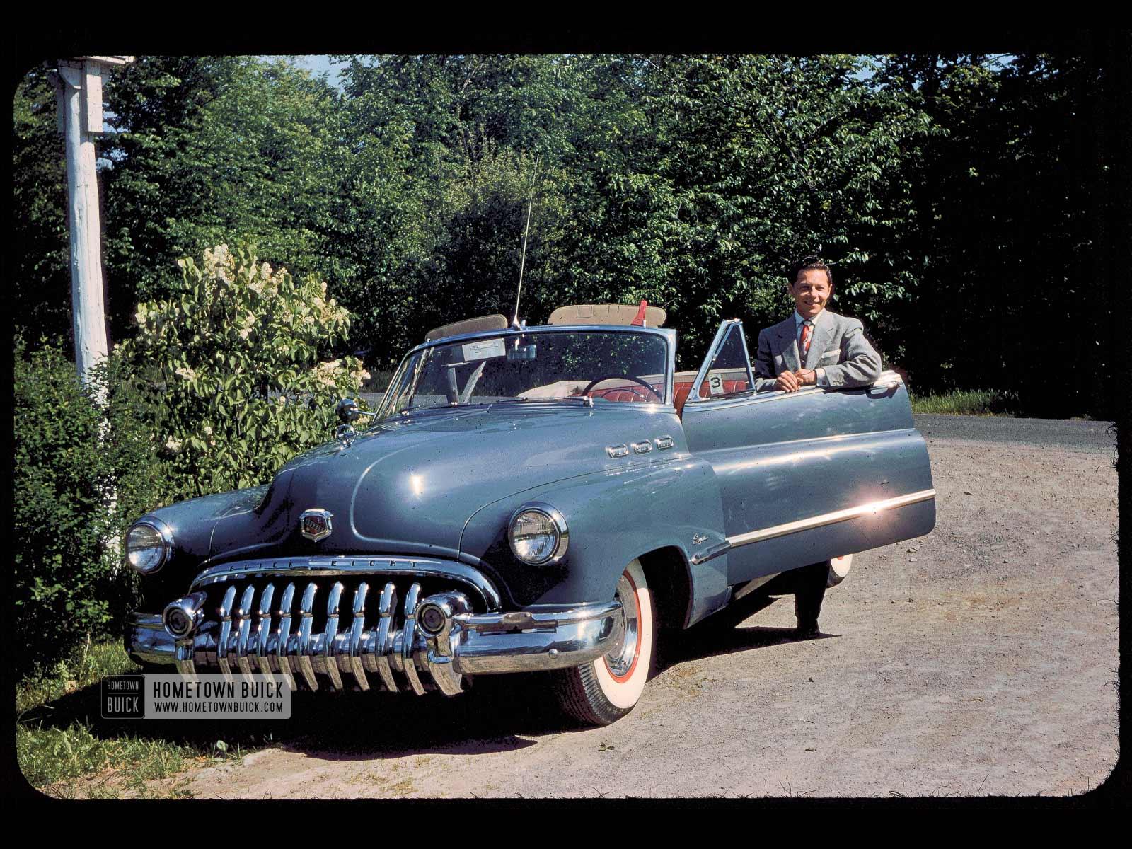 1950 Buick Super Convertible (001)