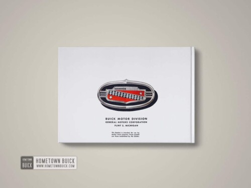 1952 Buick Accessories Book 07