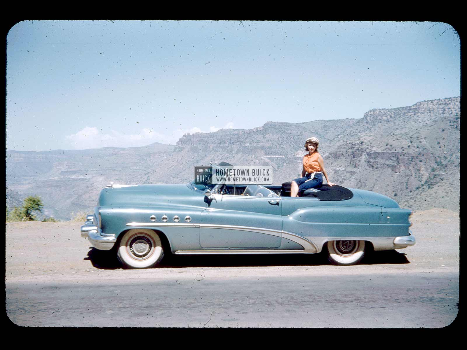 1953 Buick Roadmaster Convertible (001)