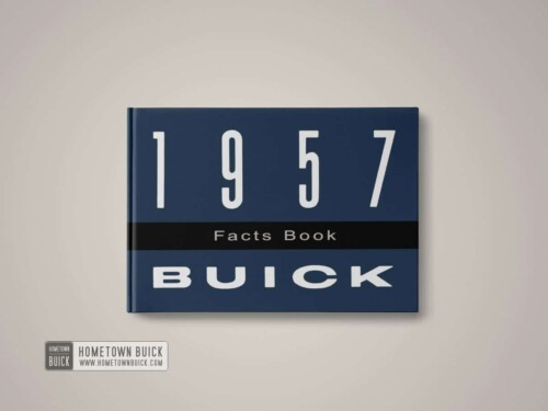 1957 Buick Facts Book 01