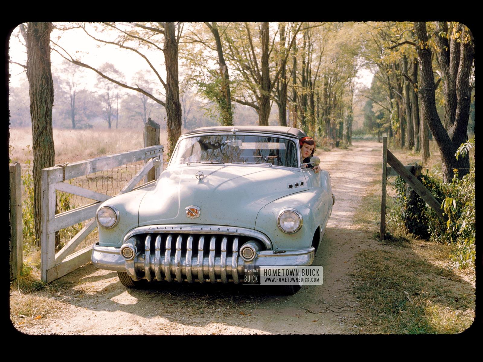 1950 Buick Super Convertible (002)
