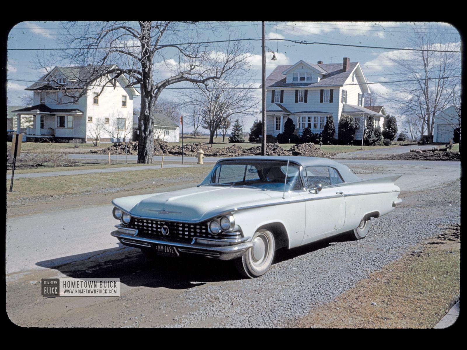 1959 Buick LeSabre Convertible (001)