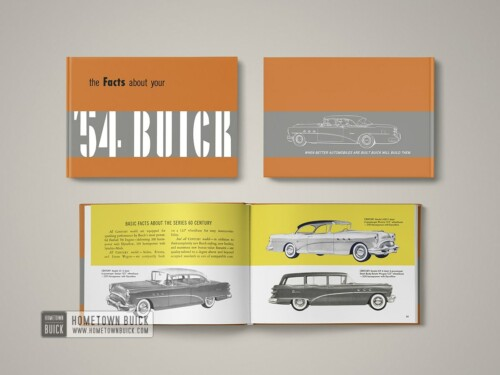 1954 Buick Facts Book 02