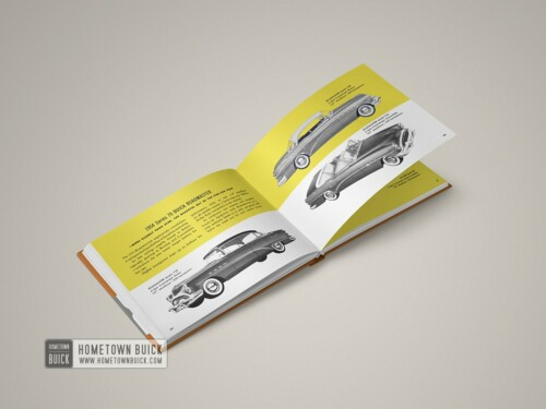 1954 Buick Facts Book 12
