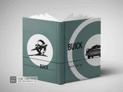 1950 Buick Facts Book 13