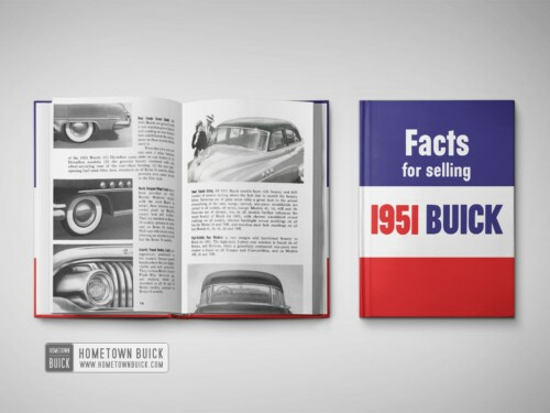 1951 Buick Facts Book 03