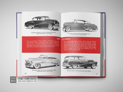 1951 Buick Facts Book 05