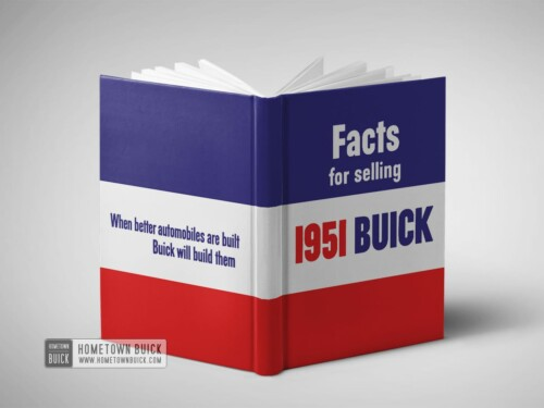 1951 Buick Facts Book 13