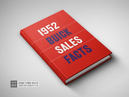 1952 Buick Facts Book 01