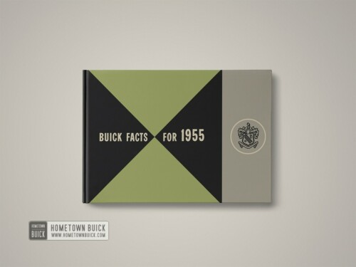 1955 Buick Facts Book 01